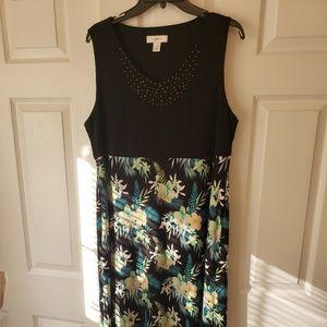Christopher & Banks Maxi Dress Size X